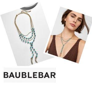 🎉HP!🎉NWT BaubleBar Oralia Y-Chain Necklace